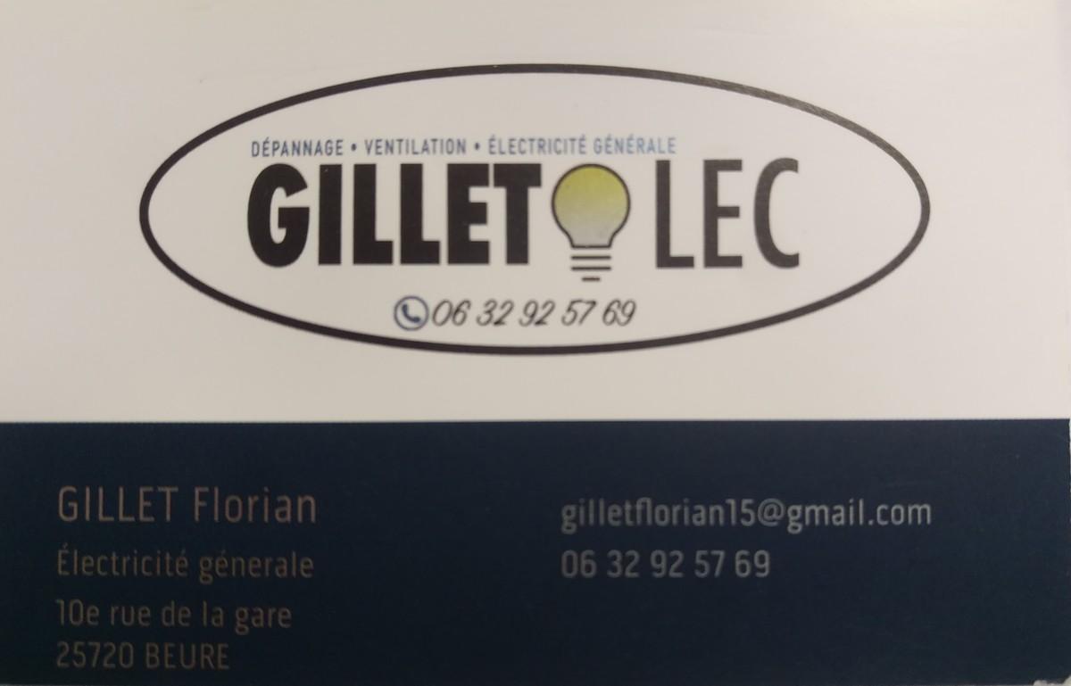 logo de GILLET LEC commerce à Beure