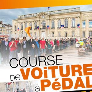 Affiche de la course de Beauvais 2018 - F.F.C.V.P.
