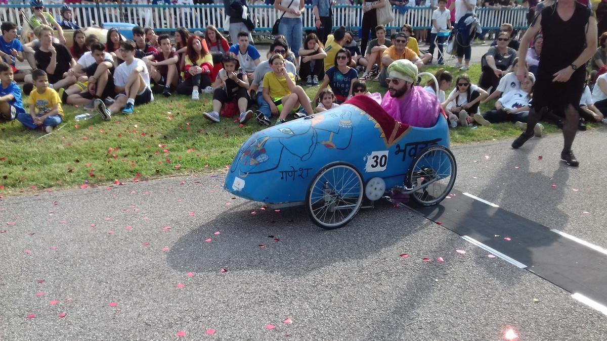 Viva Viva Il Maraja' voiture Italienne ITC  ORIANI  FAENZA