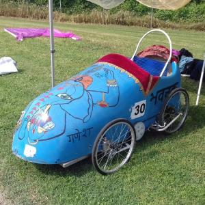 Viva Viva Il Maraja' voiture Italienne ITC  ORIANI  FAENZA - F.F.C.V.P.