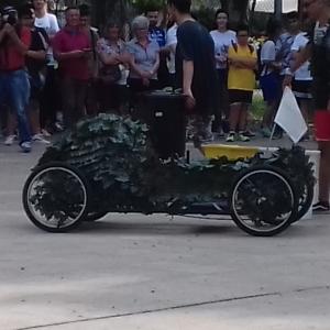 Riciclar voiture Italienne IST. CALLEGARI-OLIVETTI RAVENNA - F.F.C.V.P.