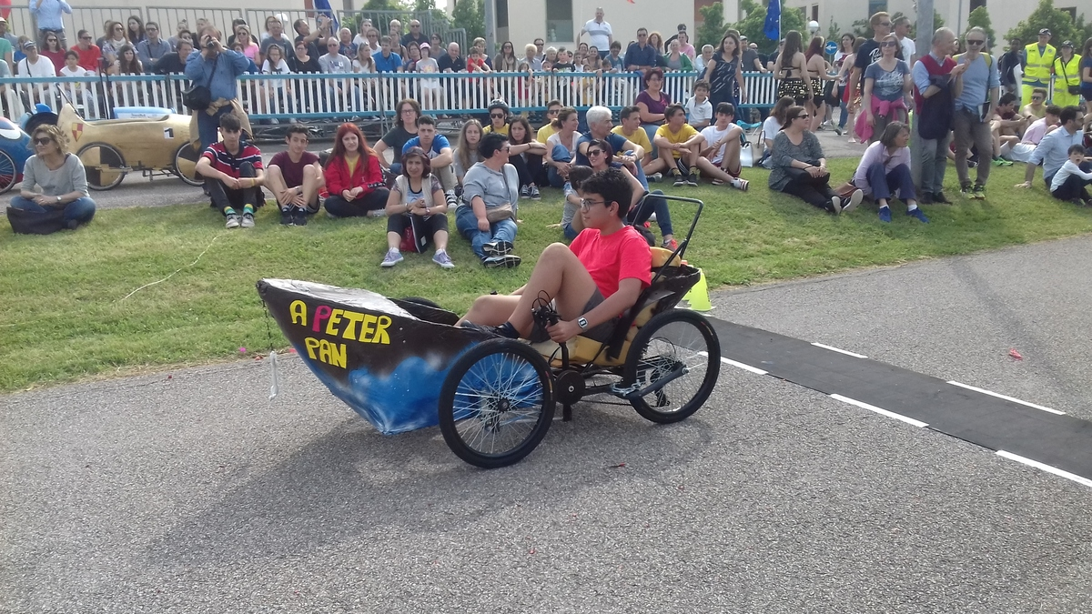 Peter Pan voiture Italienne POLO Tecnico Prof.le  LUGO