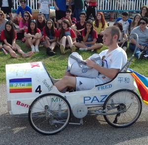 La Pace voiture Italienne ITIP Faenza - F.F.C.V.P.