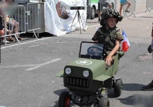 La Jeep de Baccarat dans la Meurthe et Moselle (54)