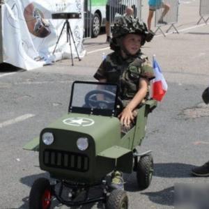 La Jeep de Baccarat dans la Meurthe et Moselle (54) - F.F.C.V.P.