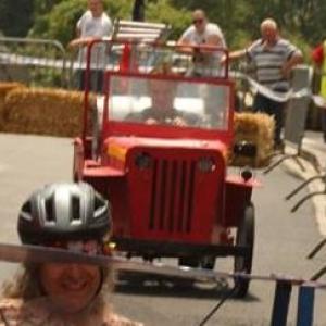 les pompiers de Juvigny les vallées dans la Manche (50) - F.F.C.V.P.