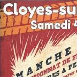 presse course Cloyes sur le Loir dans l'Eure et Loir (28) - F.F.C.V.P.