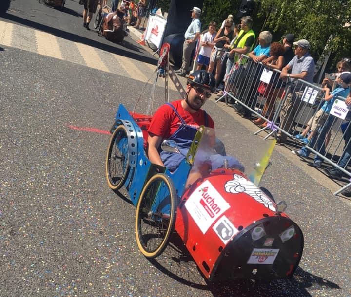 Mario Kart à Beaumont (63)