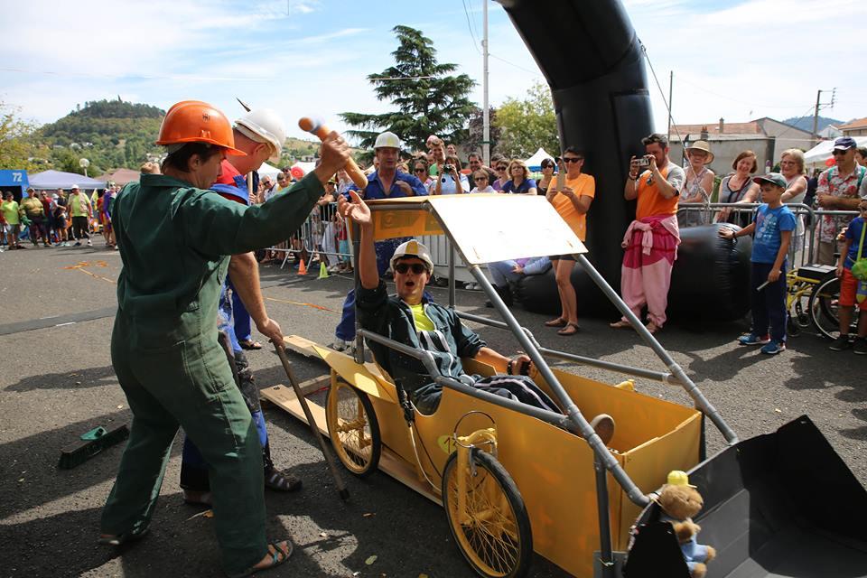 Bob le Bricoleur voiture locale (63) - F.F.C.V.P.