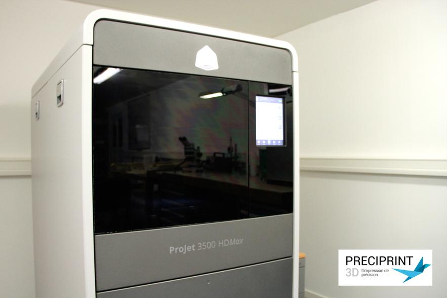 Imprimante Projet HD