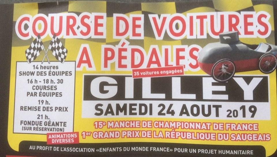 course de Gilley  - F.F.C.V.P.