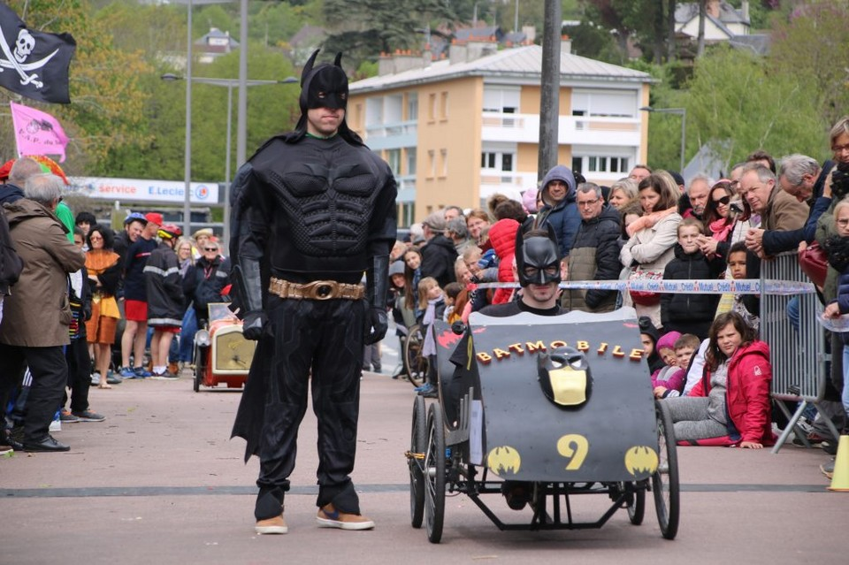 La Batmobile - F.F.C.V.P.