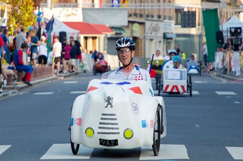 Le Tour de France - F.F.C.V.P.