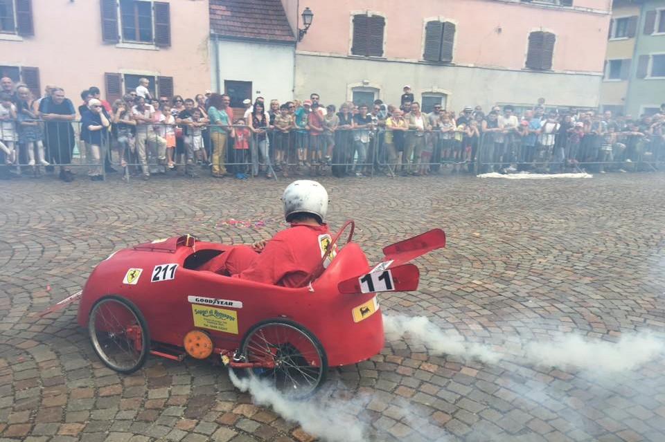 Ferrari 312T - F.F.C.V.P.