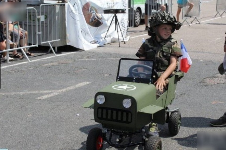 La Jeep - F.F.C.V.P.