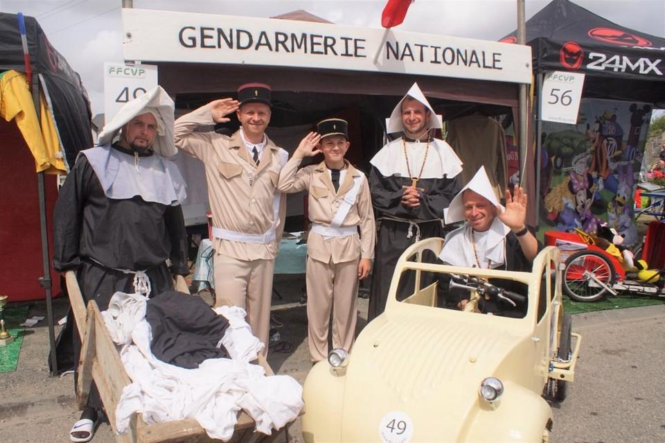 Les Gendarmes de Saint Tropez (50) - F.F.C.V.P.