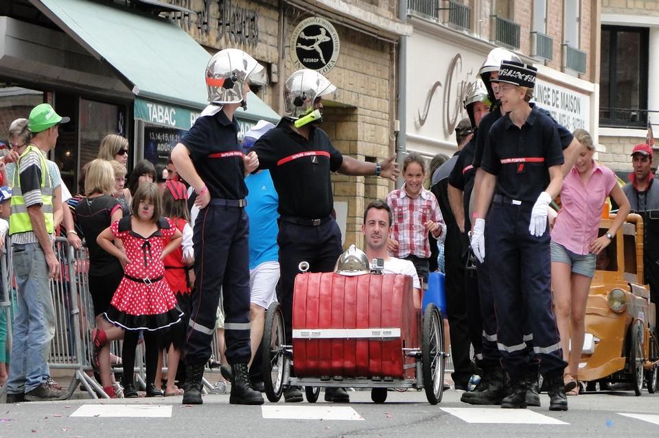 Les Pompiers de Vimoutiers - F.F.C.V.P.