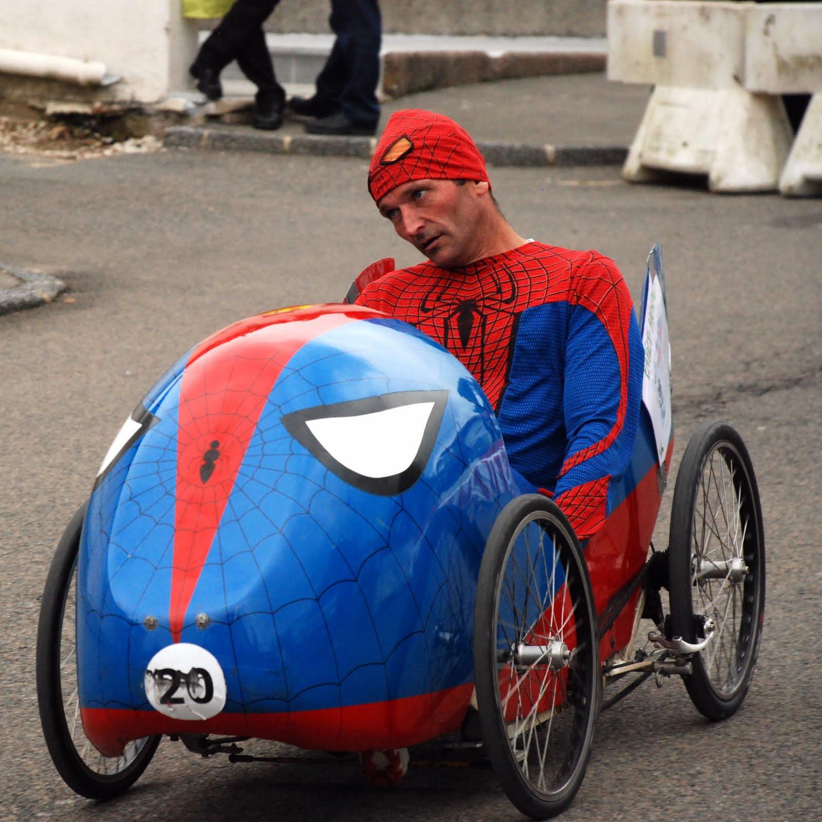 Photo de profil de spiderman - Spiderman voiture ...