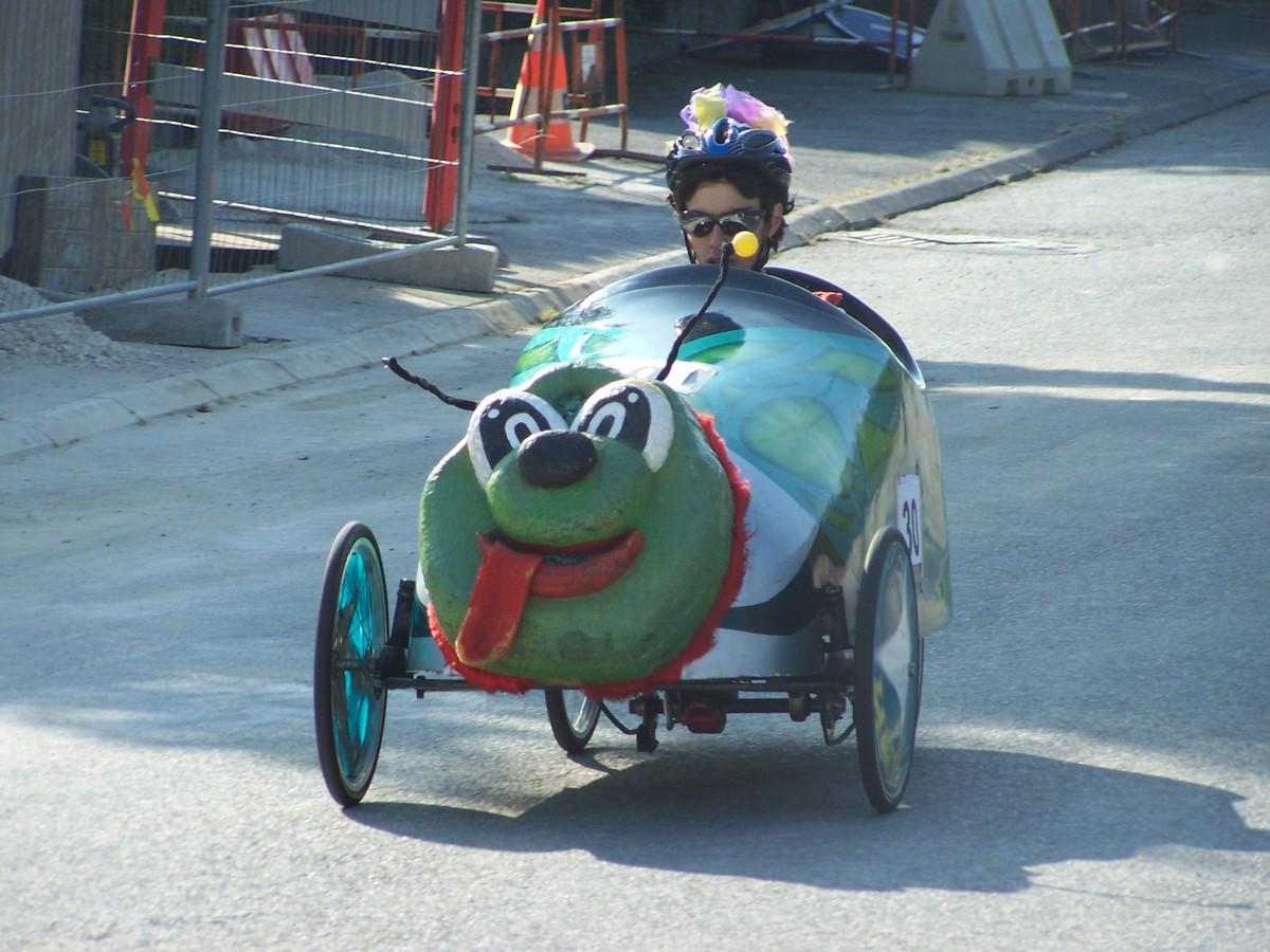 Pimpi voiture Italienne