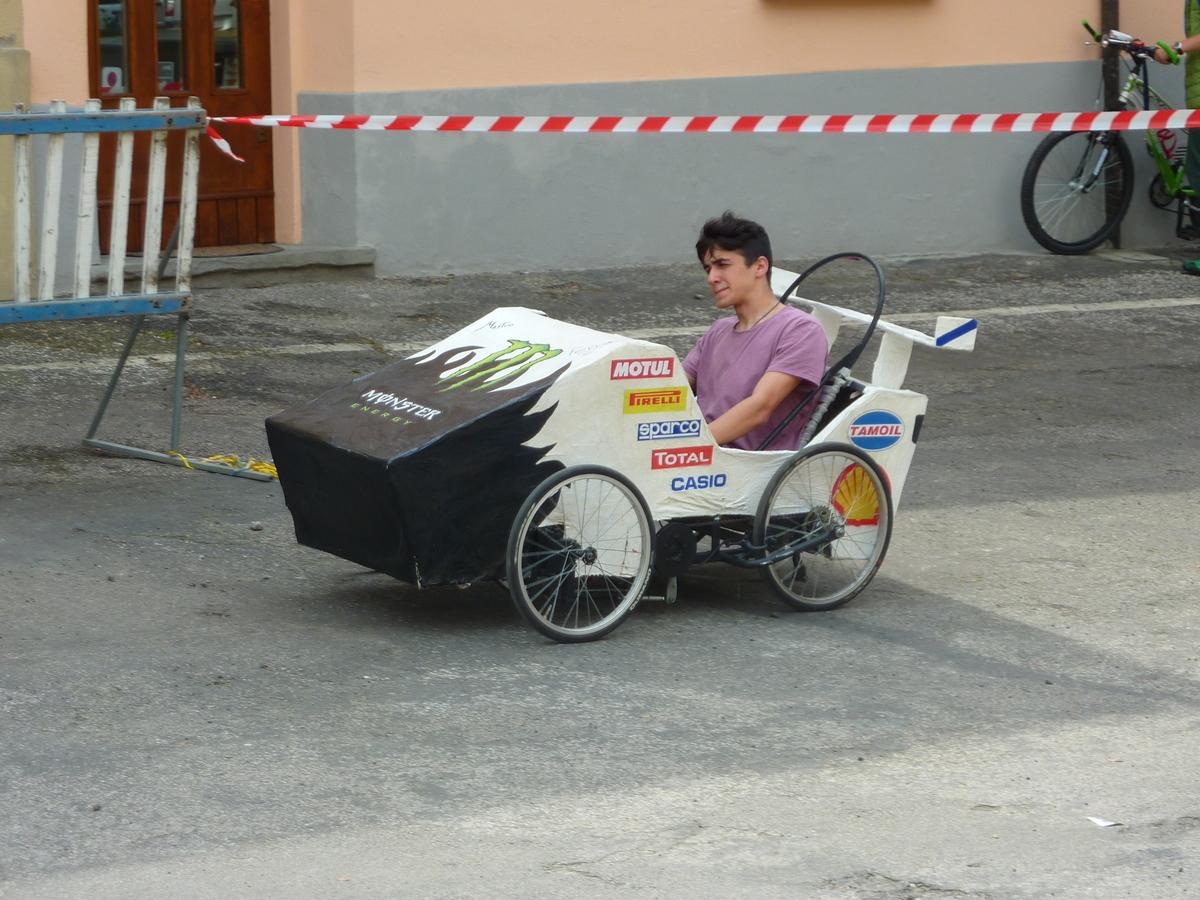 Monster Energy voiture Italienne - F.F.C.V.P.