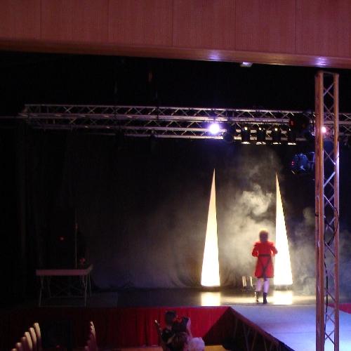 Défilé de mode Salle Polyvalente Villers Le Lac