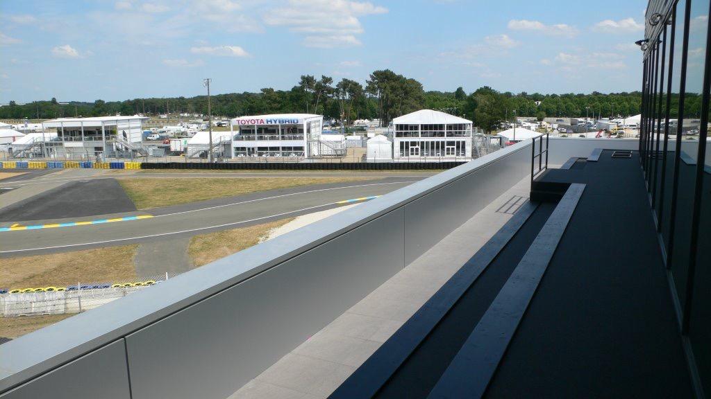 Porsche Experience Center au Circuit du Mans