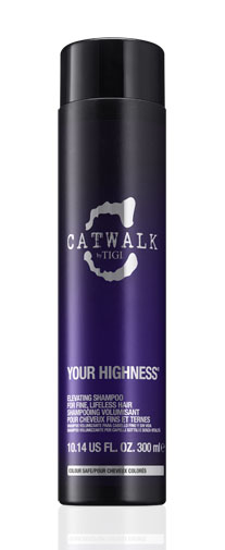 YOUR HIGHNESS SHAMPOO - Catwalk by TIGI