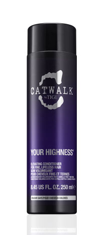 YOUR HIGHNESS CONDITIONER - Catwalk by TIGI