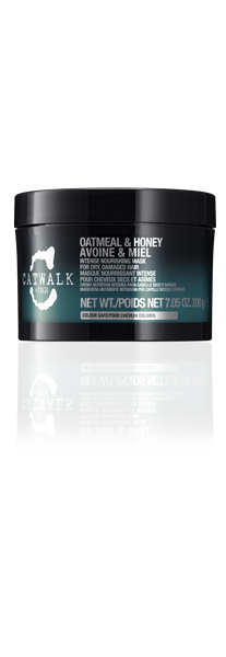 OATMEAL & HONEY MASK - Catwalk by TIGI
