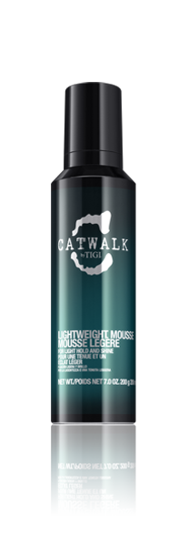 LIGHTWEIGHT MOUSSE - Catwalk by TIGI