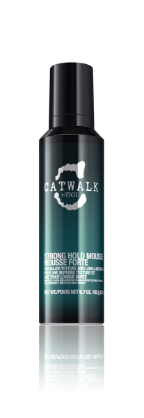 STRONG HOLD MOUSSE - Catwalk by TIGI