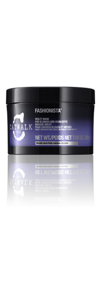 FASHIONISTA® MASQUE VIOLET - Catwalk by TIGI