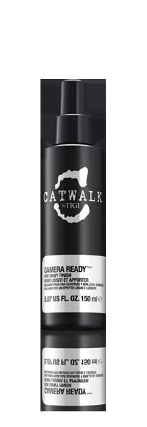 CAMERA READY - Catwalk by TIGI