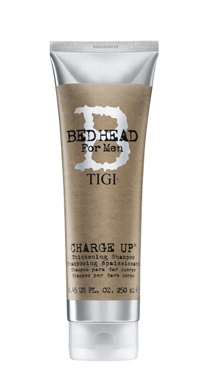 CHARGE UP THICKENING SHAMPOO - Bed Head by Tigi
