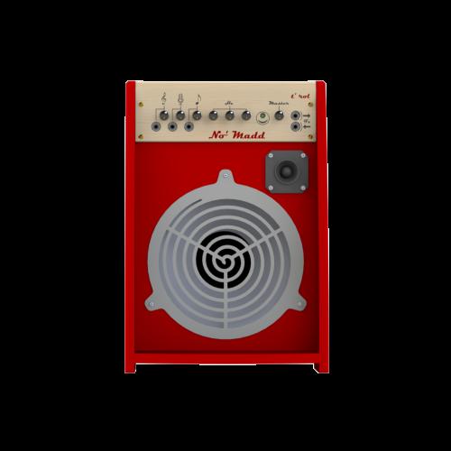 Ampli pour instruments T' ROL rouge - No' Madd