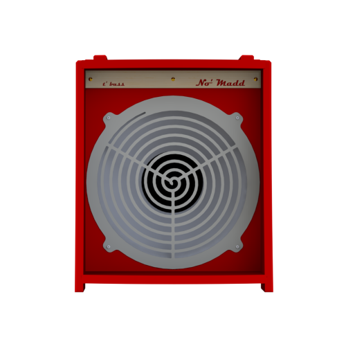 Subwoofer T' BASS red - No' Madd