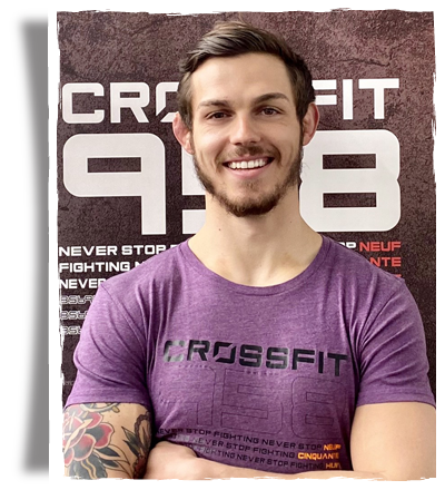 Thomas MOURIER - Coach Box CrossFit 958 - Besançon
