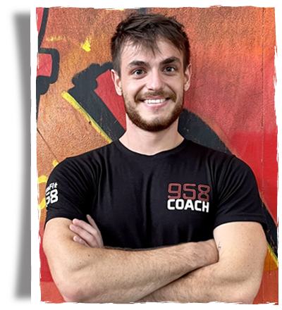 Josselin DUMONT - Coach Box CrossFit 958 - Besançon
