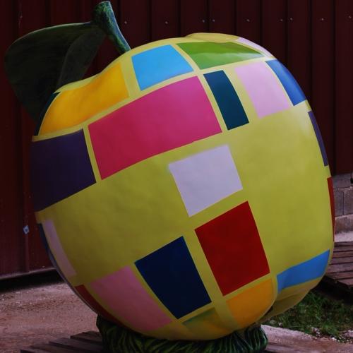 catégorie(s) :  - Pomme géante