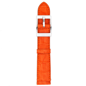 TTL0003S - GRAIN CROCO - ORANGE 160