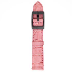 TTL0006B - GRAIN CROCO - ROSE 155