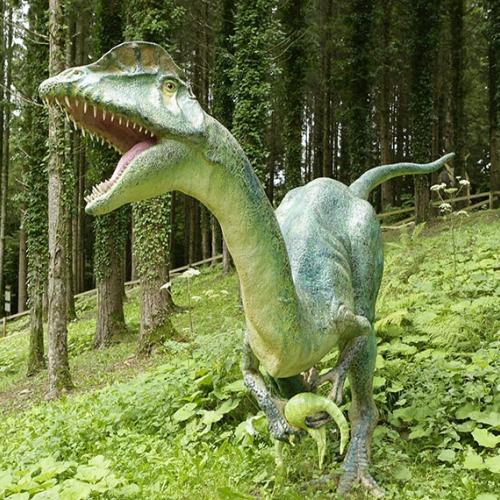 catégorie(s) :  - Dilophosaure
