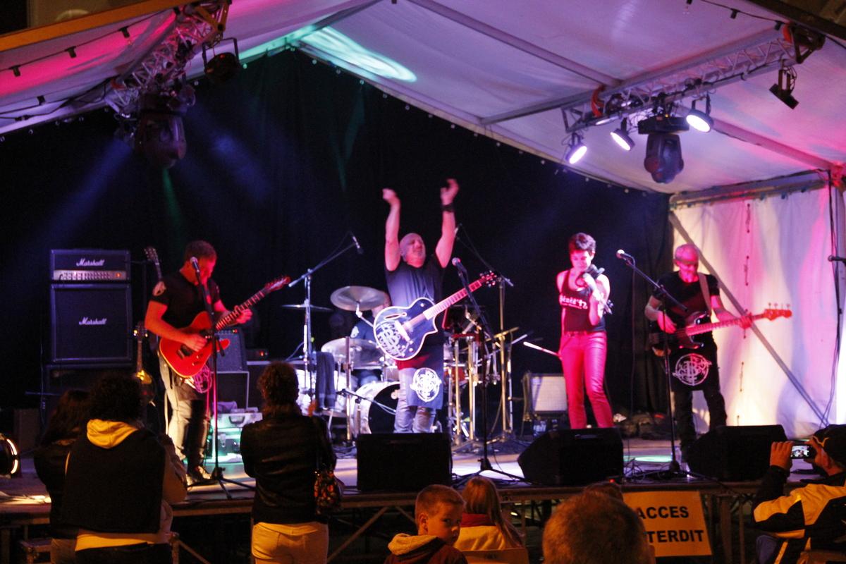 Concert Groupe Bezed'H édition 2015.