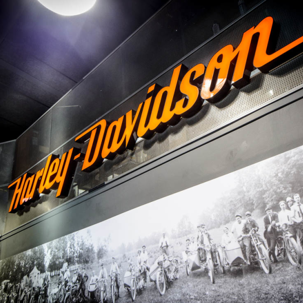 Concession - Harley-Davidson Besançon