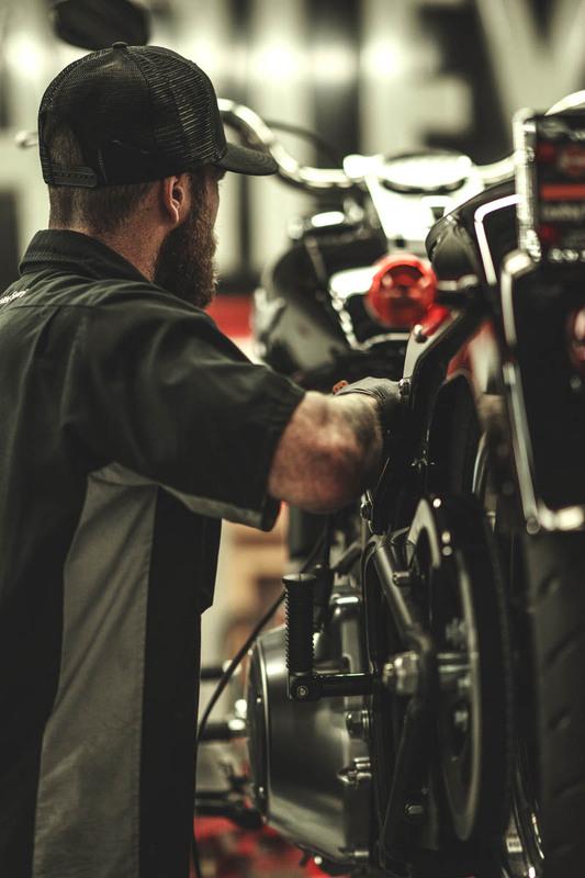 Atelier Harley Davidson Besançon - Harley-Davidson Besançon