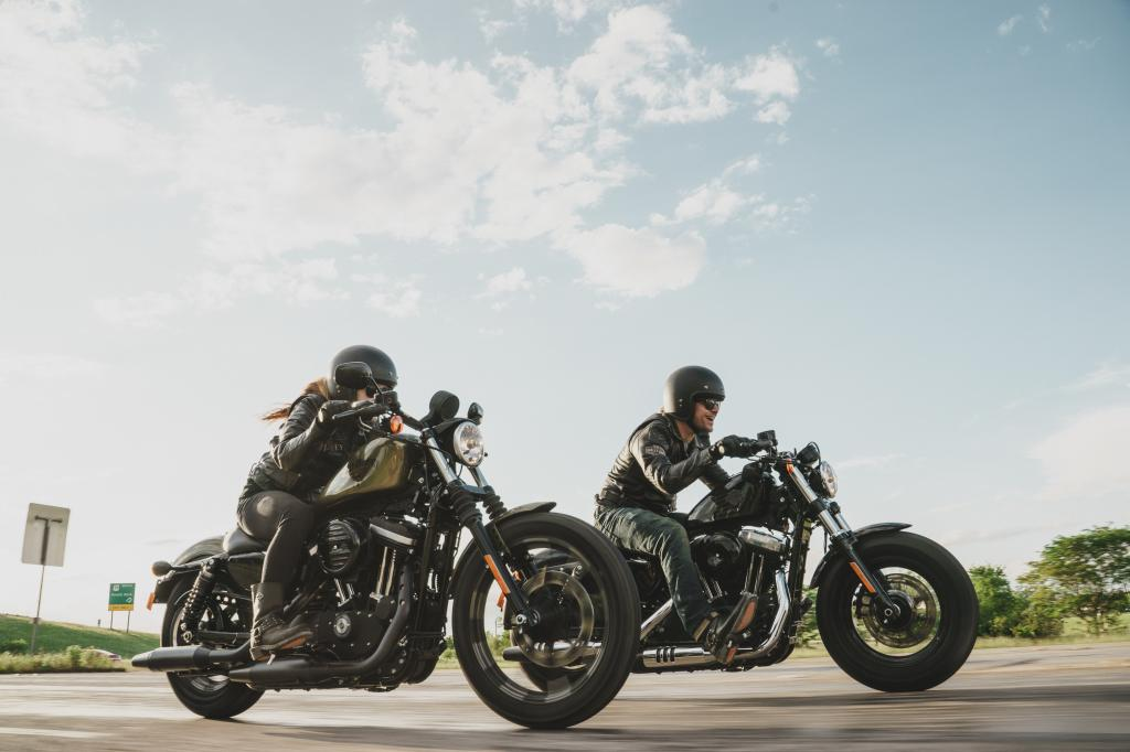 Sportster - Harley-Davidson Besançon