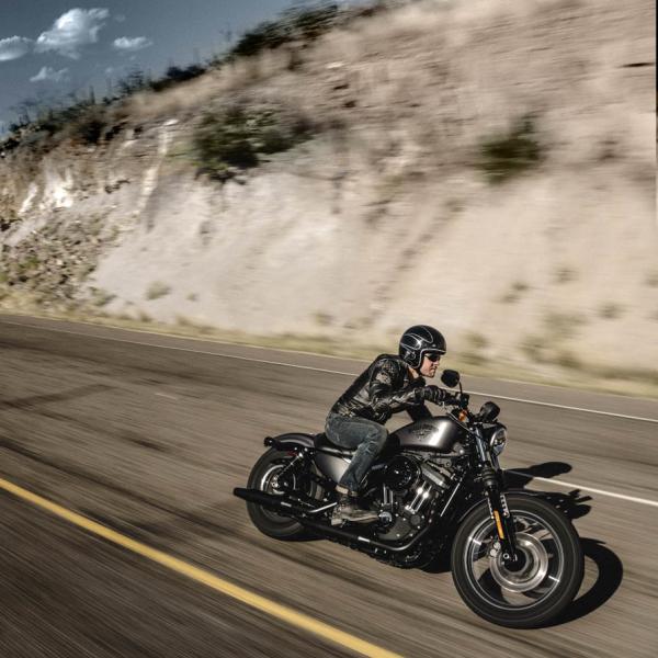 Harley-Davidson Forty-Eight - Harley-Davidson Besançon