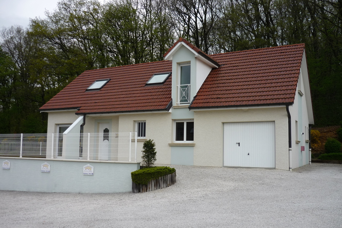 Constructeur de maisons traditionnelles maisons vincent for Artisan constructeur maison individuelle