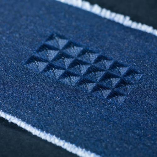 Textile avec relief  - Corium Developpement