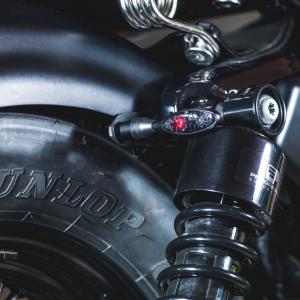 Clignotants arrière stop Kellerman Full - Harley-Davidson Besançon